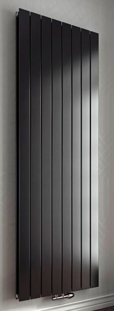 heizk rper design p1 duplex weiss anthrazit rippenheizk rper raumheizer ebay. Black Bedroom Furniture Sets. Home Design Ideas