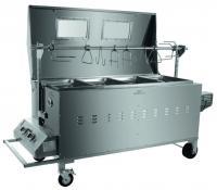 Activa Spanferkelgrill 13,4kW mit Gastroausstattung
