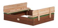 Axi Sandkasten Ella 100% FSC-Holz 94 x 99 x 20 cm