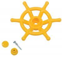 Axi Steuerrad Boot gelb