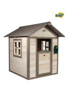 Sunny Spielhaus Lodge 100% FSC-Holz 102 x 94 x 133 cm