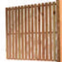 Seitenwand zur Douglasie Überd. 3 Höhe 1,50