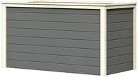 Hochbeet 2 - 168 x 85 x 91  terragrau