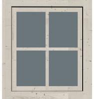 Karibu Fenster (Dreh/Kipp) 28mm elfenbeinweiß