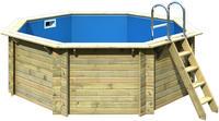 Karibu Pool Modell 1 A - 415 x 120 cm