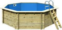 Karibu Pool Modell 2 A - 490 x 120 cm