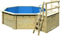 Karibu Pool Modell 2 B - 490 x 120 cm