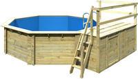 Karibu Pool Modell 2 C - 490 x 120 cm