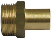Übergangsnippel 3/4 Zoll AG x 22mm