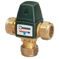 Brauchwasser-Mischwasserautomat ESBE VTA 323 KF 22 mm