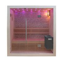 EOSPA Sauna B1103A Pappelholz 180x105 3kW EOS BiOMini