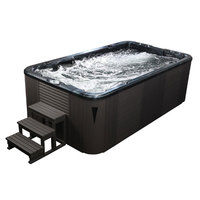 EOSPA SwimSPA Innovation 4.0 PearlShadow 400x230 grau