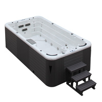EOSPA SwimSPA Innovation 4.5 SterlingSilver 450x230 grau