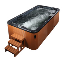 EOSPA SwimSPA Innovation 4.5 PearlShadow 450x230 braun