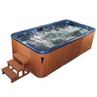 EOSPA SwimSPA Innovation 4.5 SummerSaphire 450x230 braun