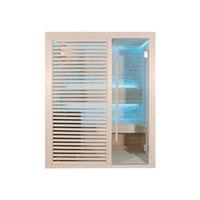 EOSPA Sauna B1410B Pappelholz 150x105 3kW EOS BiOMini