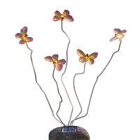 Konstsmide Assisi Solar LED Schmetterling-Leuchte 7628-000