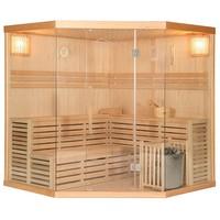 Deluxe Ofen Sauna WHASKY-XL-BIG
