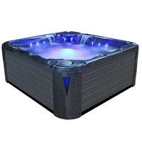 EOSPA Aussenwhirlpool IN598 premium CloudyBlack 235x235 grau