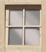 38 mm gerades Fenster ( 28mm inkl Umrüstleistens als Set)