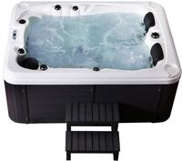 Deluxe Outdoor Whirlpool WHAWH-OD-BEA Beach