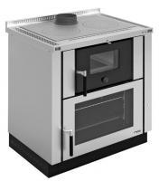 La Nordica Küchenherd Verona Inox 8 kW