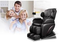 Deluxe Massagesessel Siesta (schwarz)