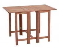MX Gartentisch 107 x 65 x 74cm FSC® Eukalyptusholz geölt