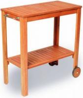 MX Barwagen FSC® Eukalyptusholz geölt