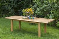 MX Gartentisch Merxx 180 (220/260) x 100 x 75cm FSC® Akazienholz