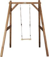 Einzelschaukel Single Swing Brown