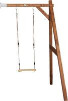 Einzelschaukel Single Swing Brown Wall mount zum Anbau