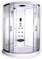 Deluxe Duschkabine WP-100-DT 100x100 ohne Dampf