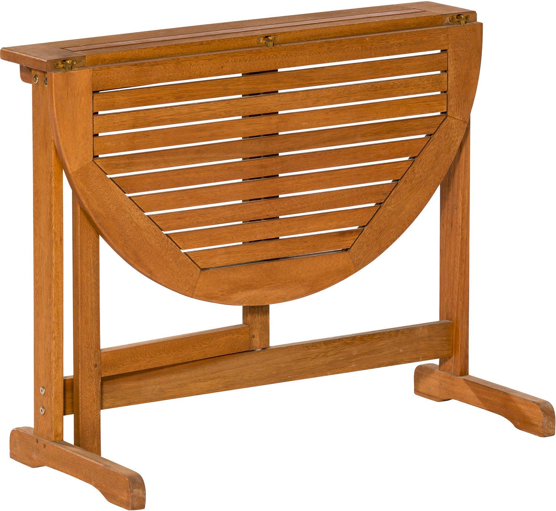 gartentisch zum klappen gartentisch rund natur grn jetzt. Black Bedroom Furniture Sets. Home Design Ideas