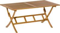 MX Gartentisch 160 x 90 cm FSC® Eukalyptusholz geölt