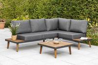 MX Gartenmöbel Eckset Attika, inkl. Sitz- und Rückenkissen