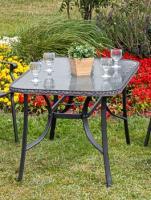 MX Gartentisch Roma Tisch ca. 150 x 80 cm