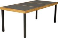 Ploss Gartentisch Dining-Tisch SKAGEN 190x90 cm