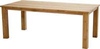 Ploss Gartentisch Rustikal-Dining-Tisch LAREDO 200x100 cm