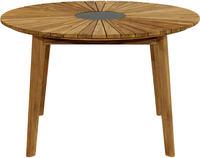 Ploss Gartentisch Dining-Tisch CHESTER 120cm Teak