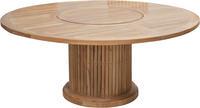Ploss Gartentisch Dining-Tisch PHOENIX Teak 160cm rund