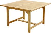 Ploss Gartentisch Tisch COVENTRY 120x120cm Teak