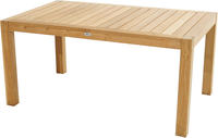 Ploss Gartentisch Loft-Tisch NEW HAVEN Teak 160x100 cm