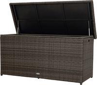 Ploss Gartenmöbel Kissenbox ROCKING® Polyrattan-Geflecht 145x58x73 cm