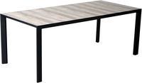 Ploss Gartentisch Dining-Tisch PERTH Alu 162x90 cm