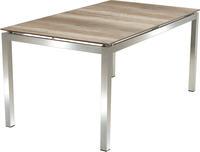 Ploss Gartentisch Dining-Tisch HUDSON 158x90 cm