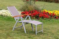 MX Gartenliege Naxos Deckchair